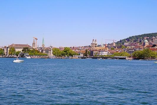 Zurich, Switzerland. Photo credit: pixabay.com