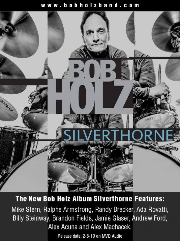 Silverthorne by jazz artist Bob Holz