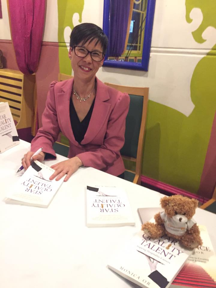 14 Monica book signing