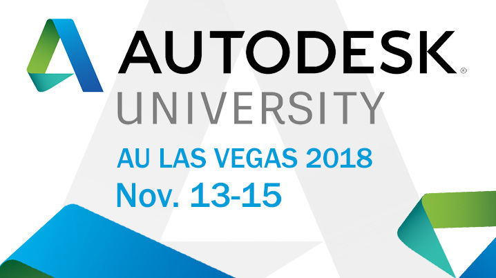 Shape The Future Of Making Au 2018 Las Vegas With Bim