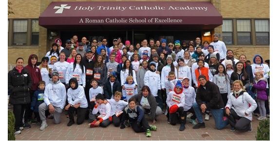 Holy Trinity Turkey Trot is November 17