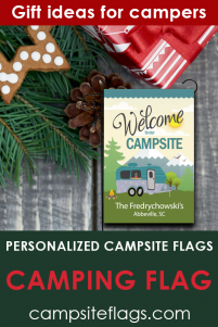Great gift ideas fr campers