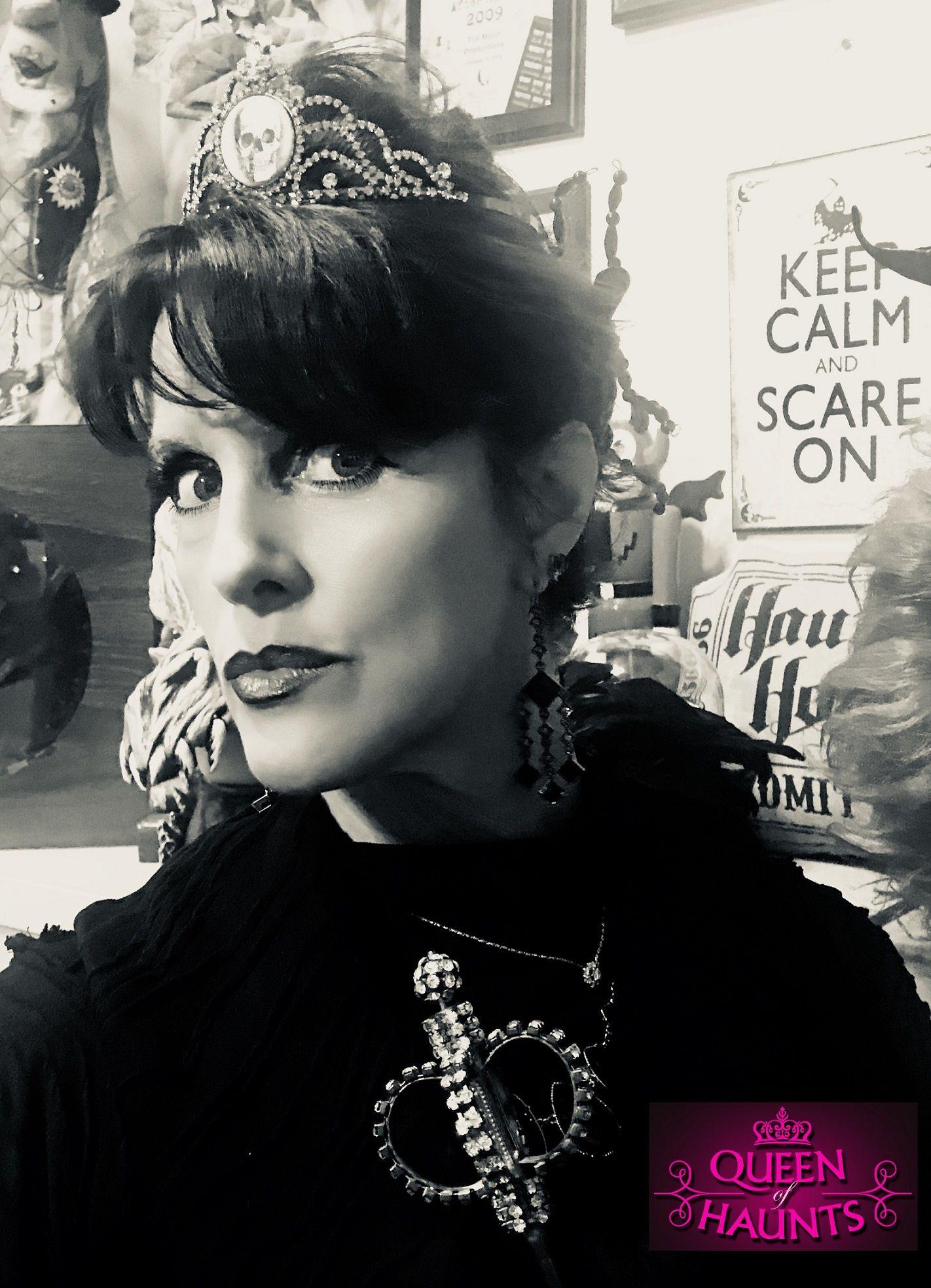Queen of Haunts picks TERRORific haunts for 2018.