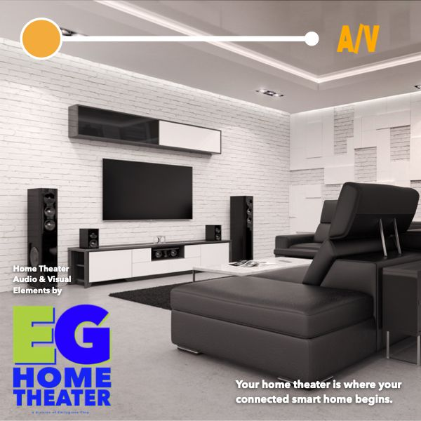 The New EG Home Theater Comprehensive Catalogue
