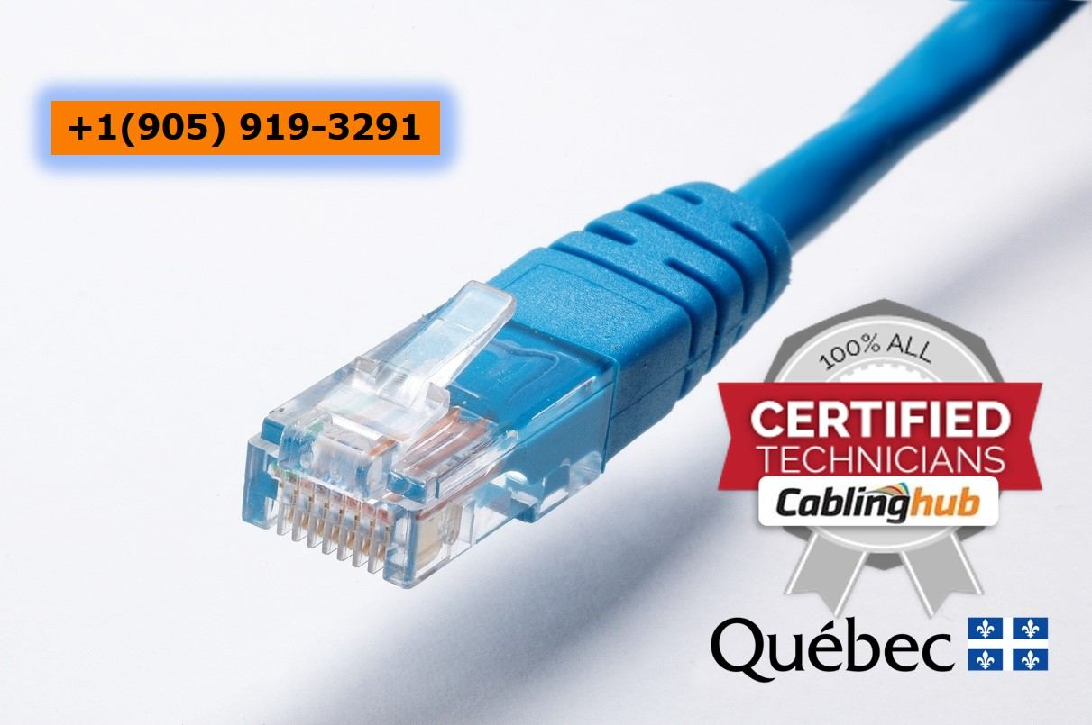 Quebec Network Cabling Contractor