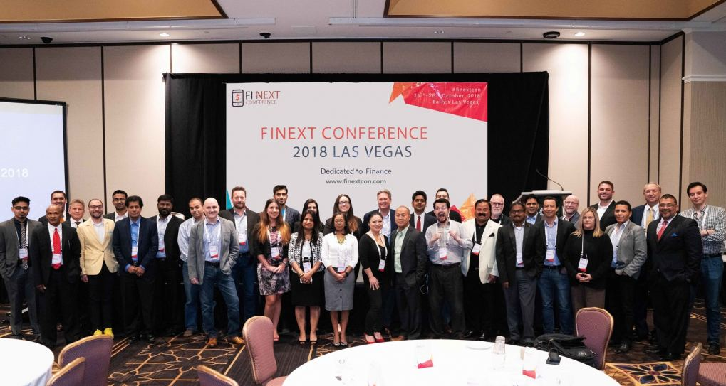 Finext Inaugral Event Vegas