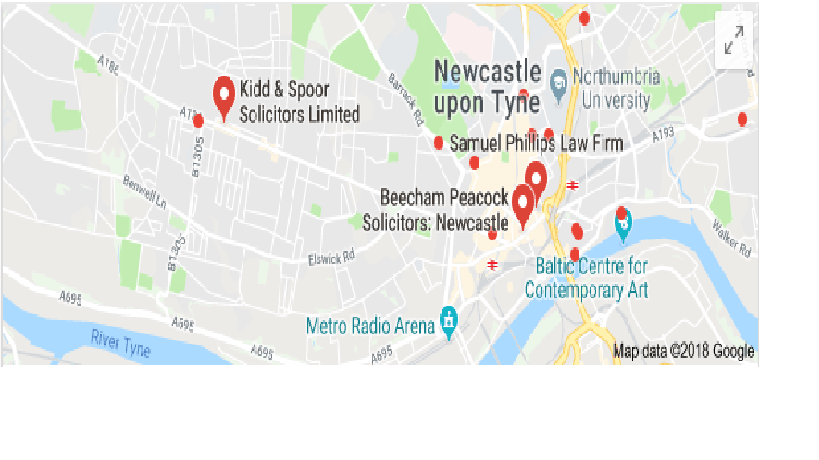 Seo for Solicitors in Newcastle