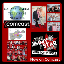 The Jimmy Star Show With Ron Russell Now On COMCAST ON DEMAND Big South Region
