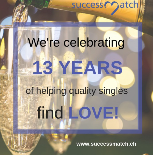 13 years Success Match elite matchmaking and dating support