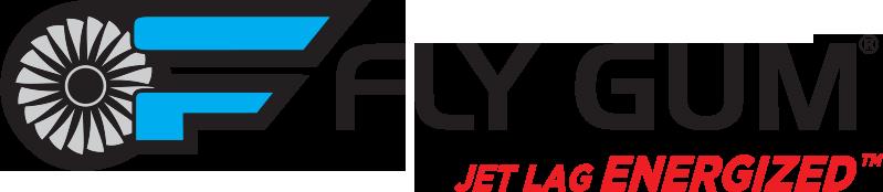 FLY GUM Logo