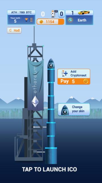 ETH Rocket