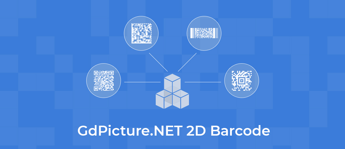 GdPicture.NET 2D Barcode