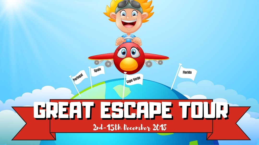 The Great Escape Tour