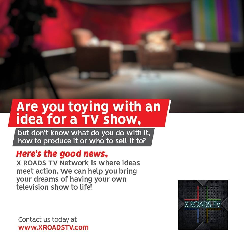 Have An Idea For A TV Show