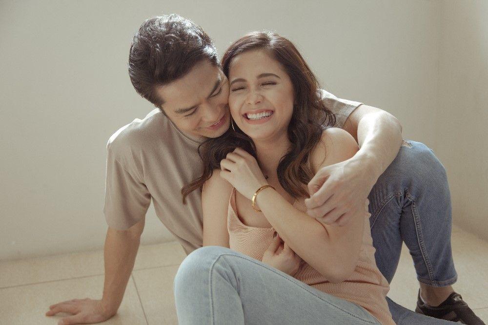 "Maja Salvador and Zanjoe Marudo star in the film ""To Love Some Buddy"""