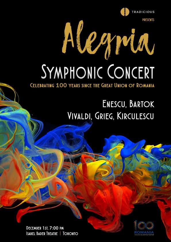 Alegria - Symphonic Anniversary Concert