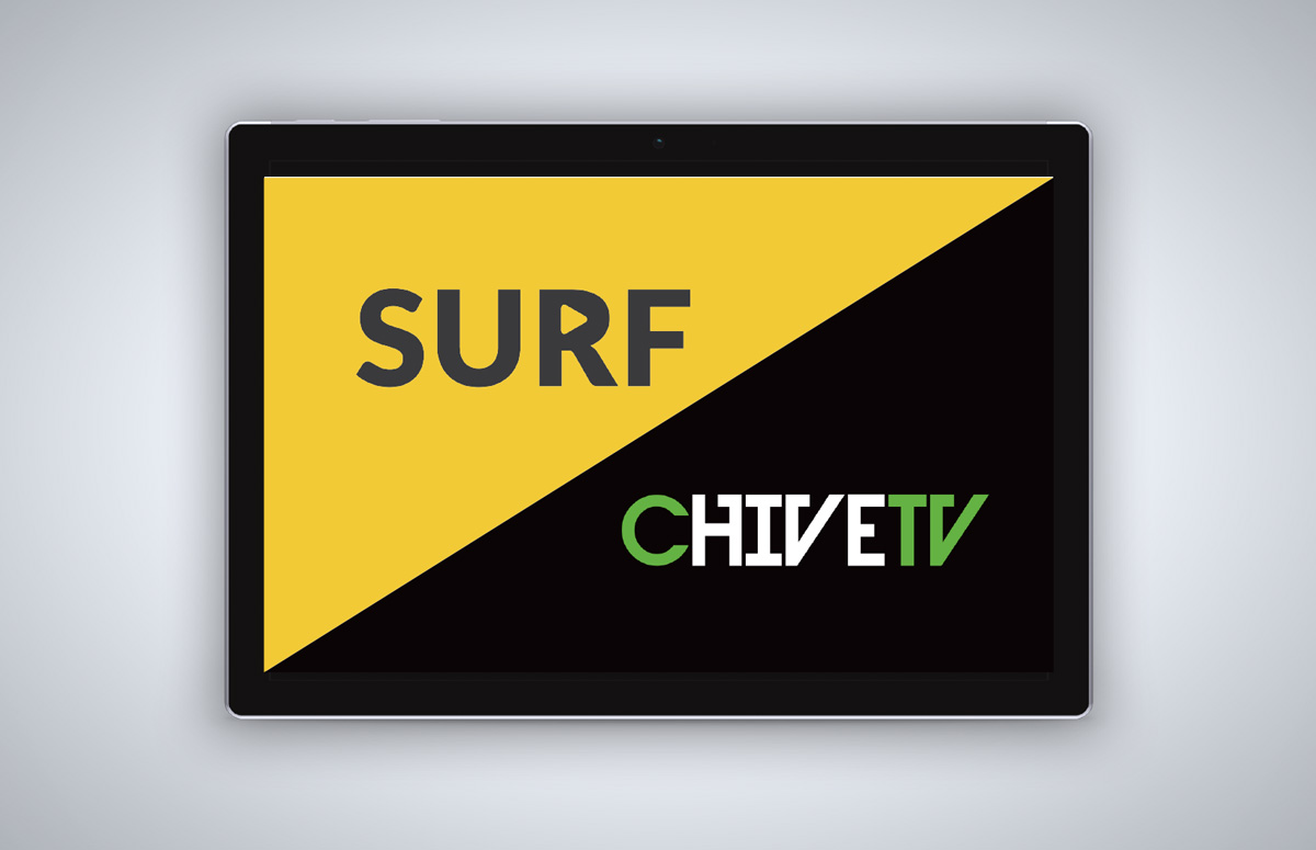 CHIVE TV will join Surf rideshare entertainment tablets everywhere