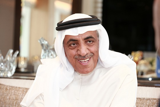 Gulf Craft Chairman, Mohammed Alshaali