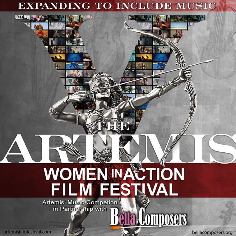 Artemis' Music Competition Partnered with Bella Composers