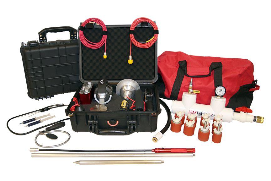 LeakTronics Pro Complete Leak Detection Kit