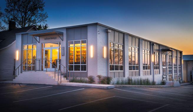 Historic Award winning project from Scott Wilson Architect