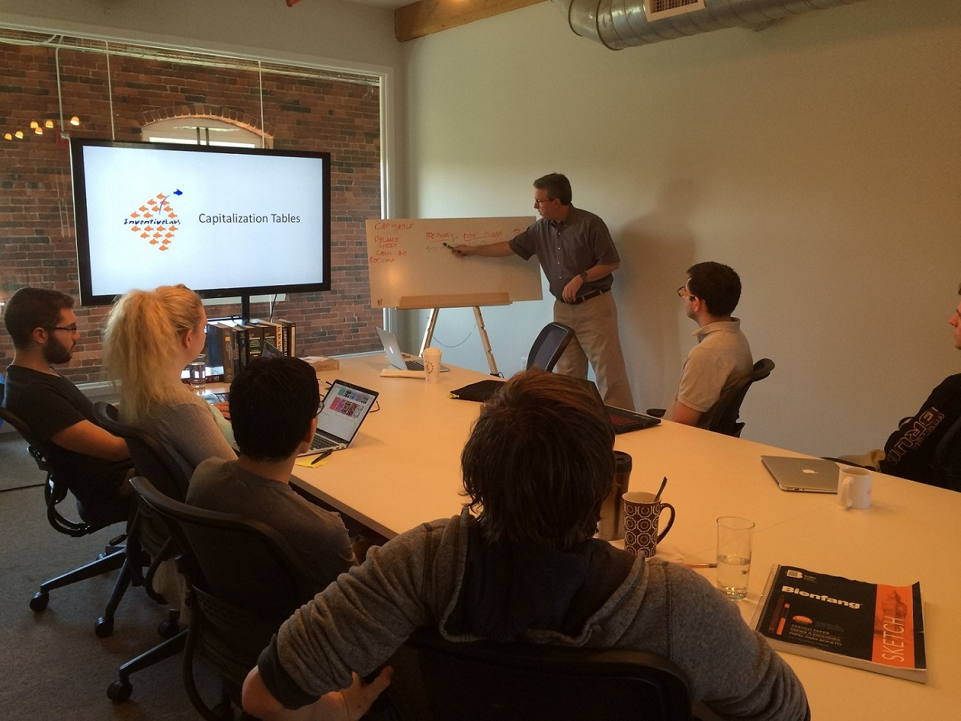Learning business concepts at InventiveLabs