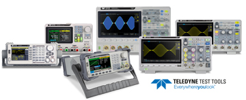 Teledyne Test Tools (T3) from Saelig