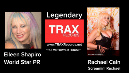 Eileen Shapiro Named New A&R Rep For TRAX Records