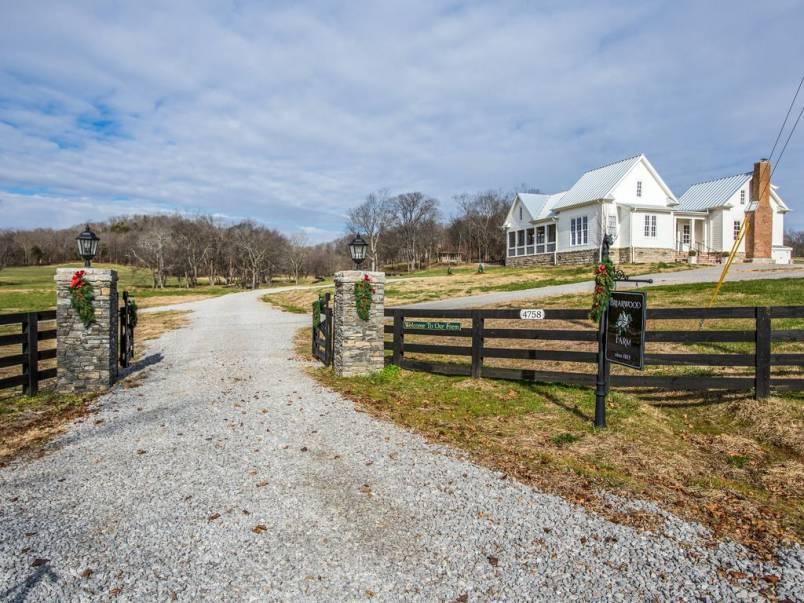 Award Winning Historic TN Farmhouse