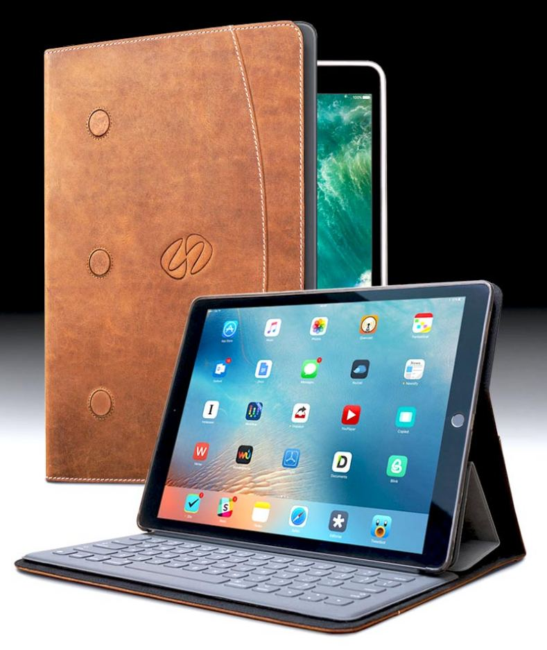 The New MacCase Premium Leather iPad Pro Cases
