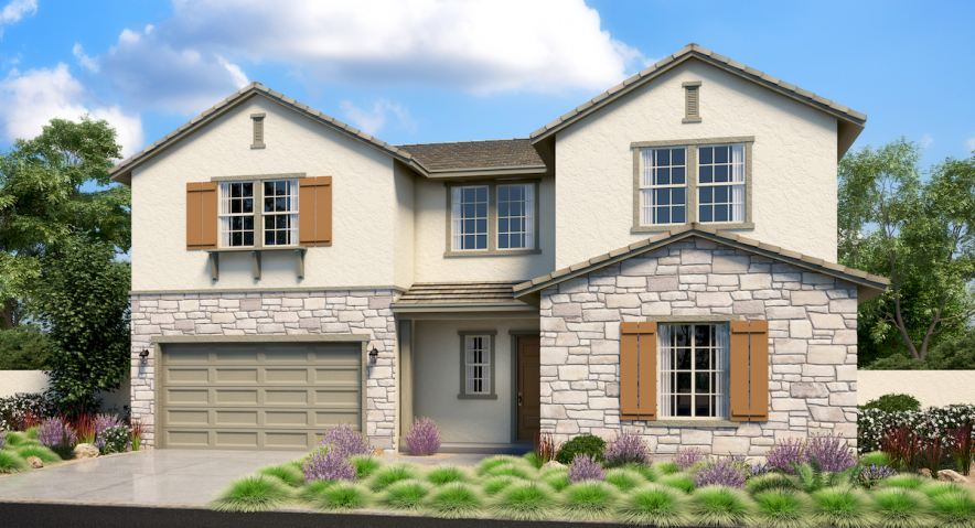 The Sierra Bella masterplan Welcome Home Center opens for information Nov. 17.