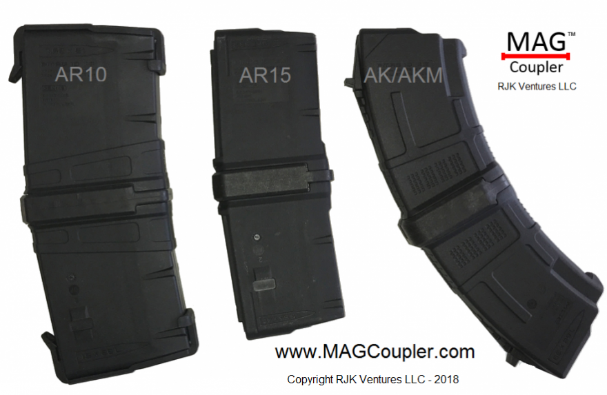 MAG|Coupler Lineup - AK, AR10 & AR15