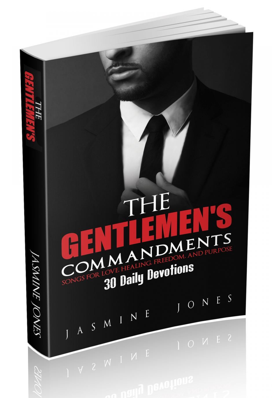 The Gentlemen's Commandments releases on International Men's Day November 19th.