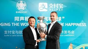 Ant Financial Teams up with UEFA - Official Payment Processor