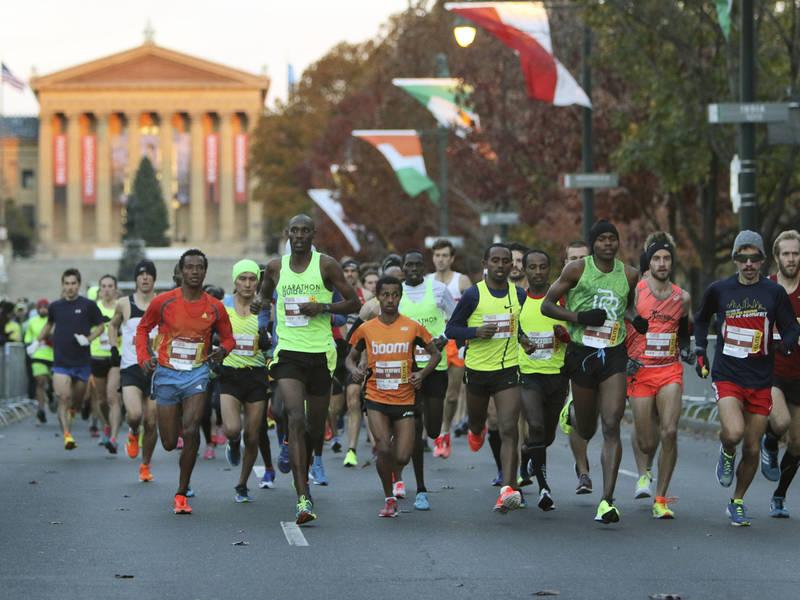 Mother Bethel AME Church Gears Up Spiritual Cheer Team For Philadelphia Marathon