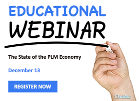 CIMdata webinar for December: The State of the PLM Economy