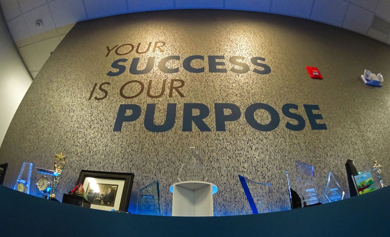 Your Success is our Purpose