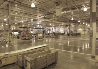 Smet industrial construction