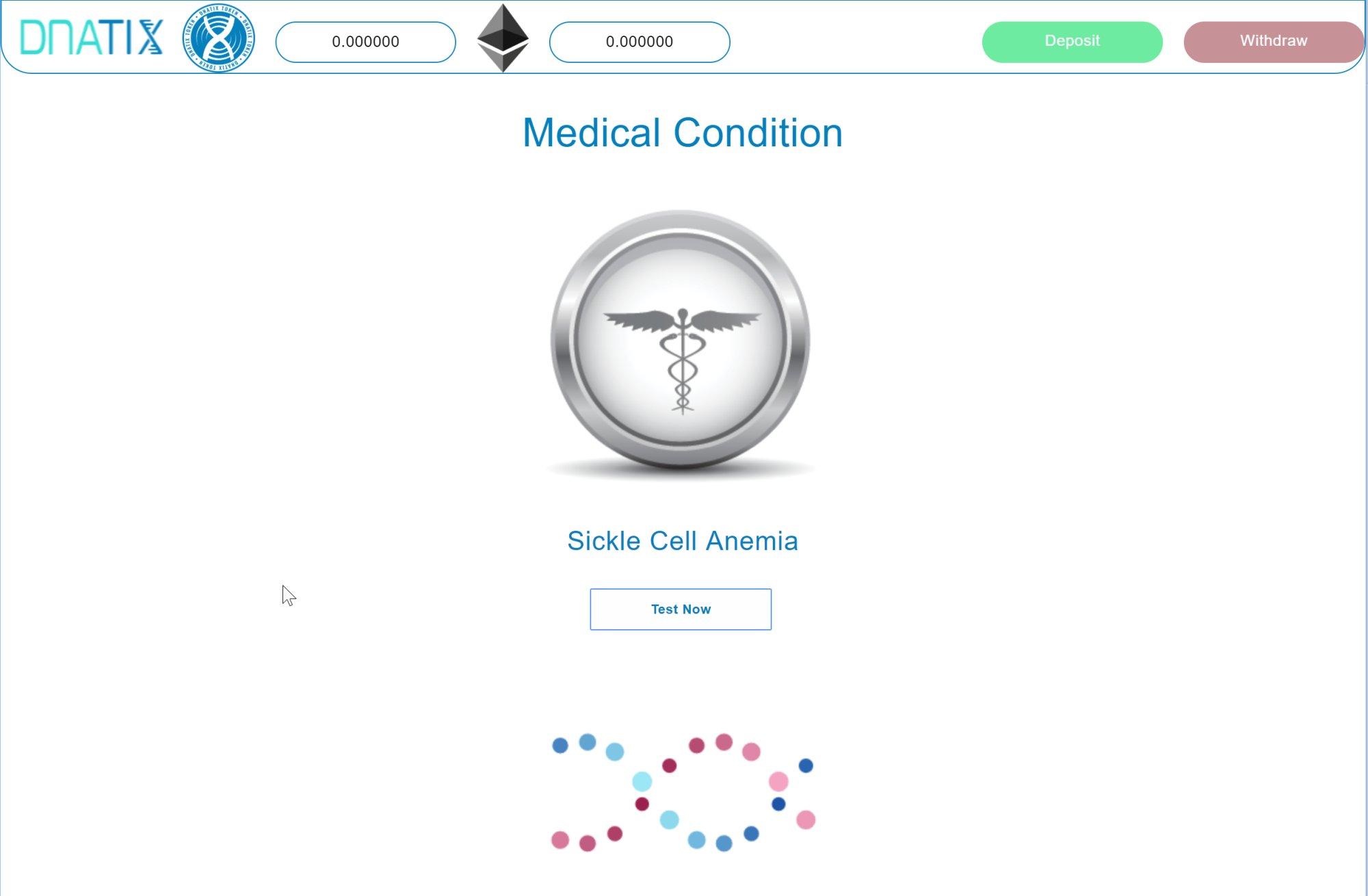 DNAtix Live Demo Cognition Genetic Test