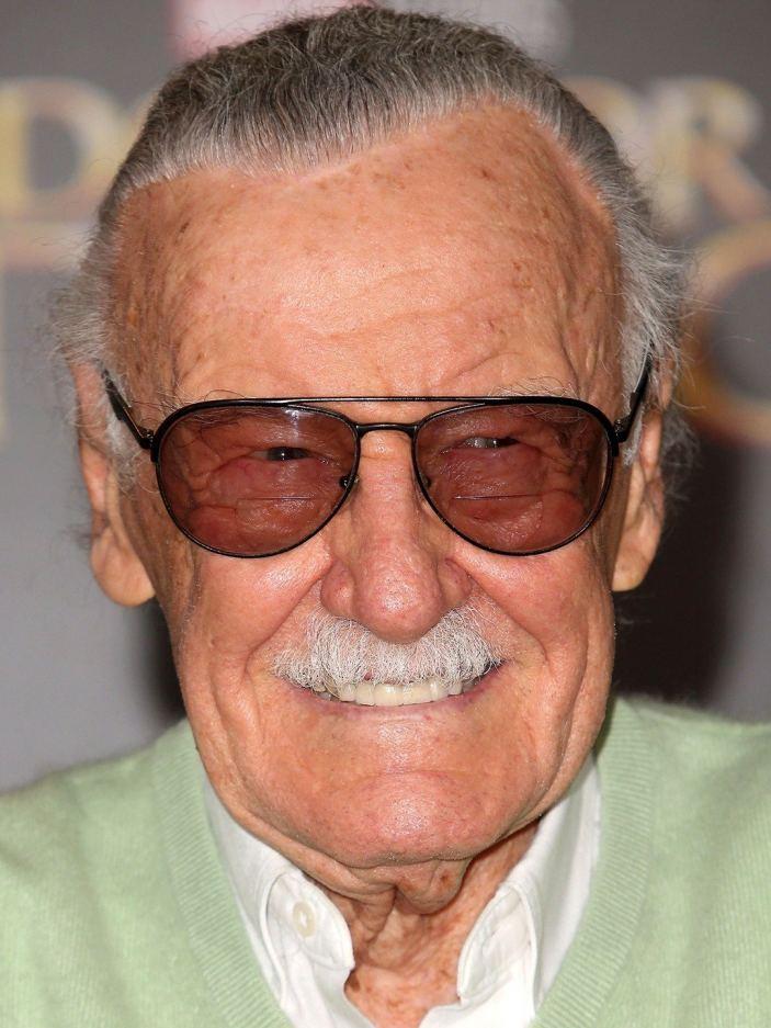 Stan Lee, iconic Marvel Comics creator