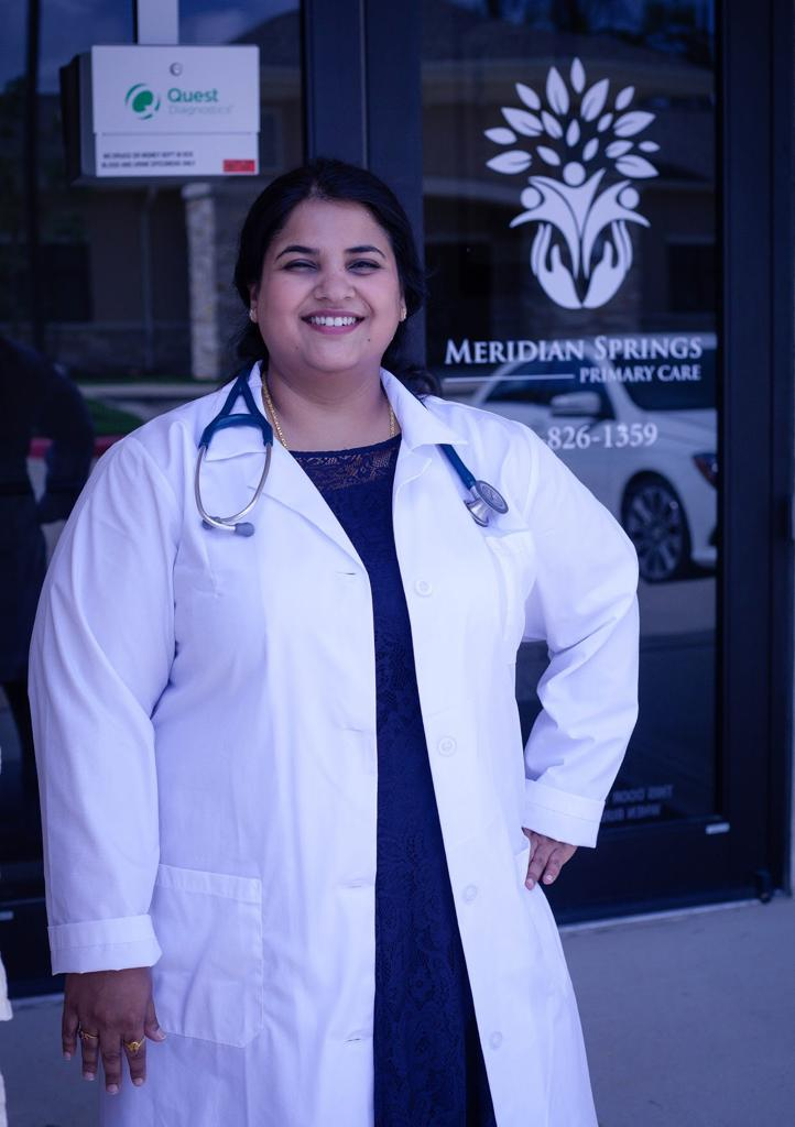 Dr. Bhavana Rao, Meridian Springs Primary Care in The Woodlands