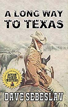 """""""A Long Way To Texas"""" from Dave Sebeslav is currently top of the pops!"""