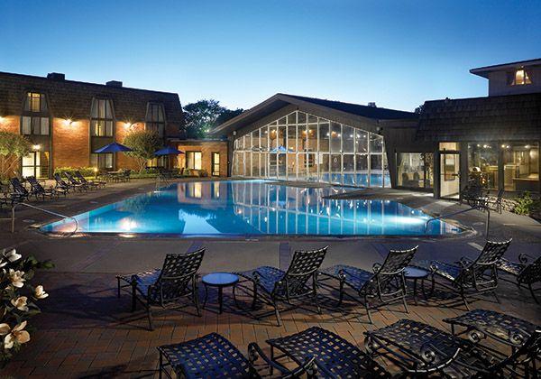 Pheasant Run Resort Indoor/Outdoor Pool