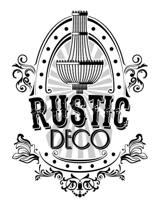 Rustic Deco Logo