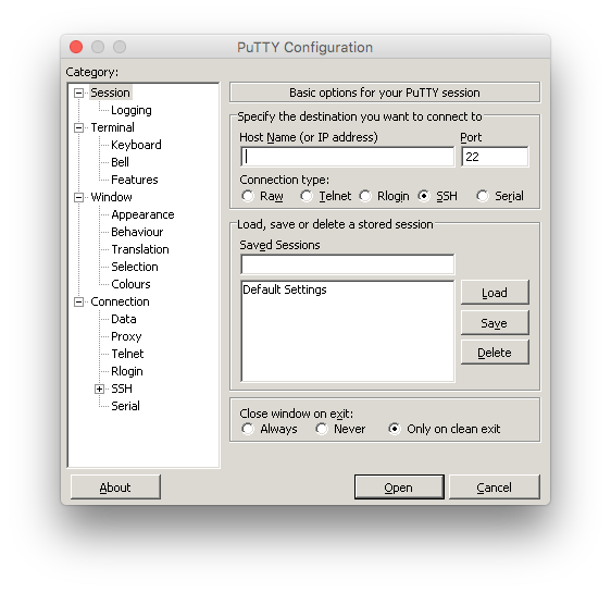 PuTTY_Configuration