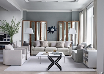 Living Room Painting: Change the Colors; Change the Mood