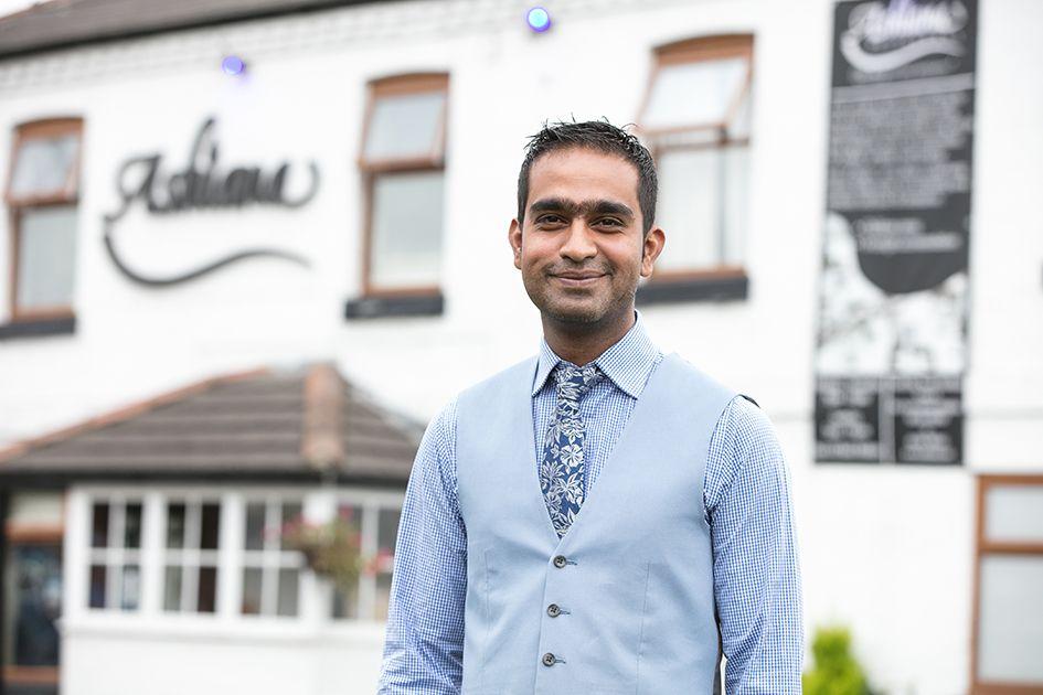 Ashiana Restaurant Newark Nottinghamshire British Curry Awards