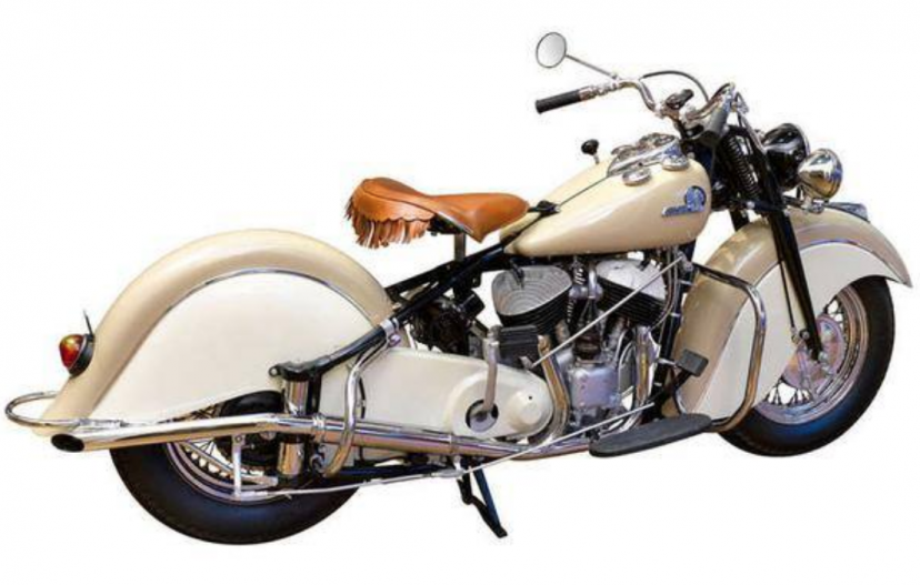 1946 Indian Chief Motorcycle