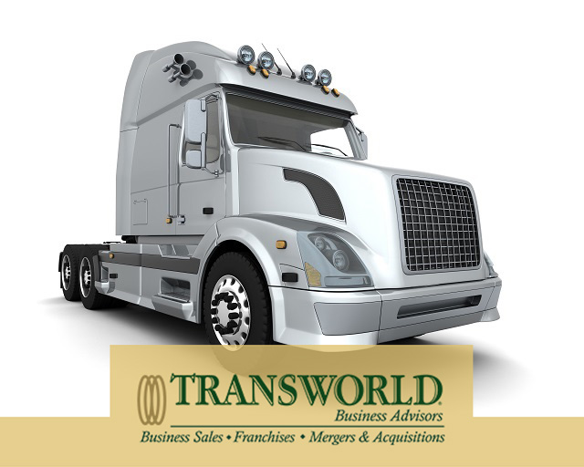 Transworld Business Advisors Supports a Trade in Courier, Freight, & Delivery