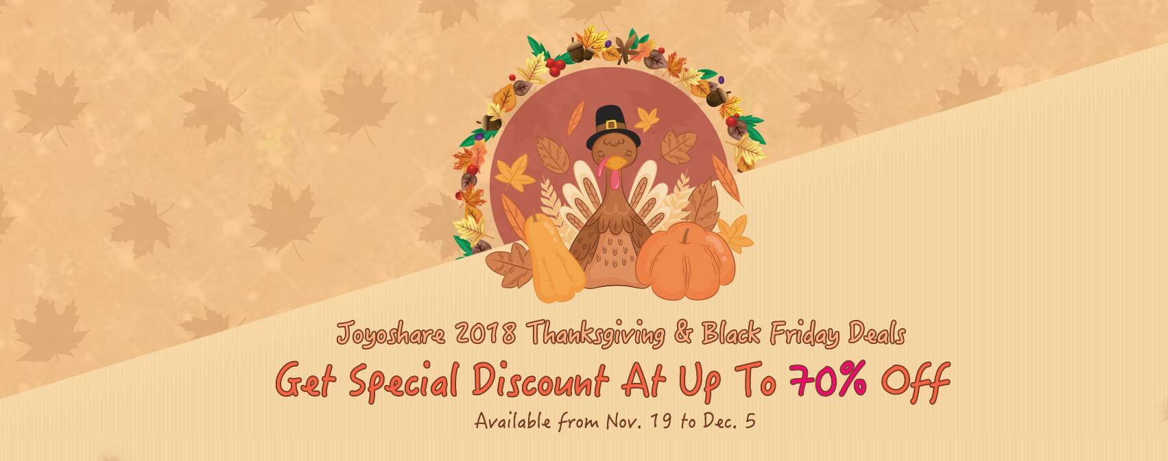 joyoshare-thanksgiving-sales
